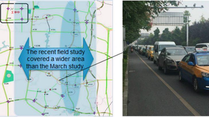 NTT reduce traffic jams in smart city