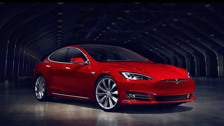 Tesla – click to steal
