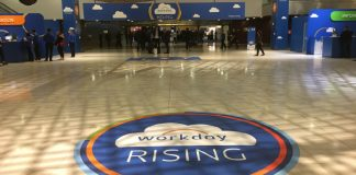 Workday Rising EU 2016 in Barcelona (Copyright S Brooks 2016)