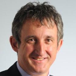 Simon Hansford, CEO of UKCloud