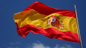 Spanish flag FinancialForce Cloud Coachers Image Credit Pixabay/EfrainStochter