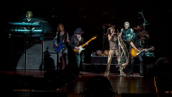 Aerosmith, MGM Grand, Las Vegas