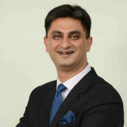 Ashish Dass, Vice President & Managing Director, South Asia (Image Credit Linkedin/Ashish Dass