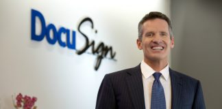 Daniel Springer, CEO at Docusign (`
