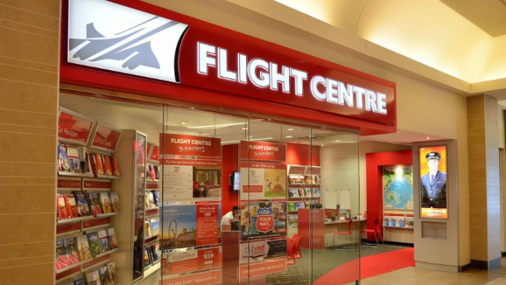 Flight Centre, Fairview - By Raysonho @ Open Grid Scheduler / Grid Engine (Own work) [CC0], via Wikimedia Commons
