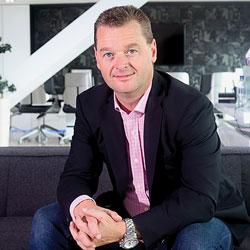 Lawrence Jones, CEO, UKFast
