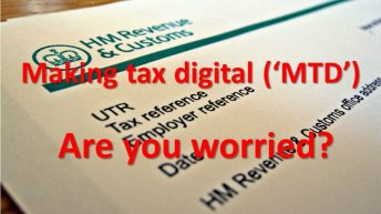 Making tax digital ('MTD') – Are you worried?
