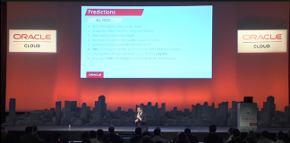 Oracle CLOUDWORLD (Image Credit Oracle)