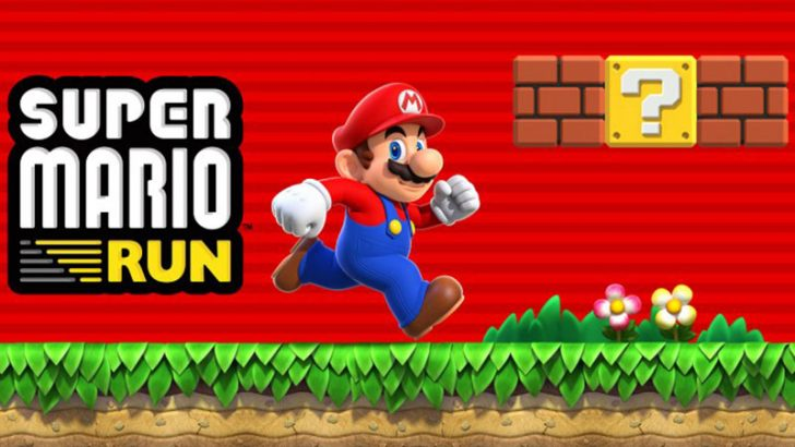 Android Marcher targets Super Mario gamers