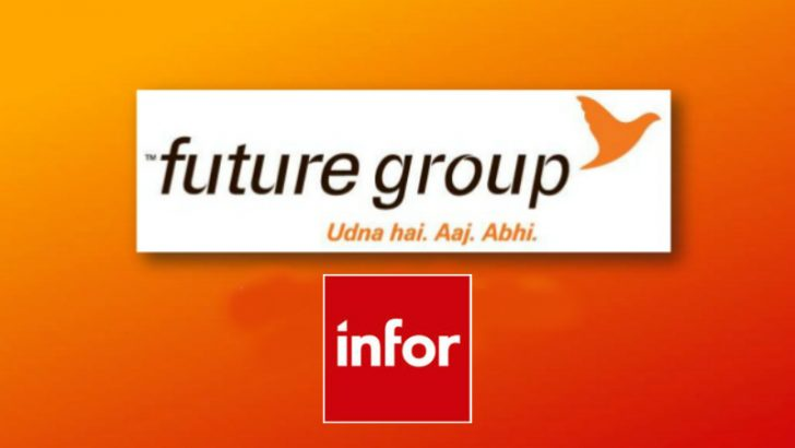 Future Group selects Infor CloudSuite HCM (IMage Credit Infor/Future Group)