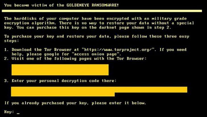 Ransomware masquerades as CV
