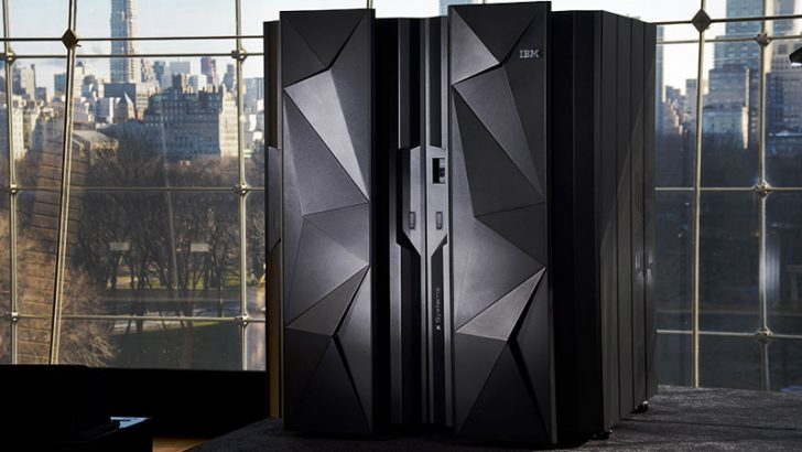 Watson masters the mainframe