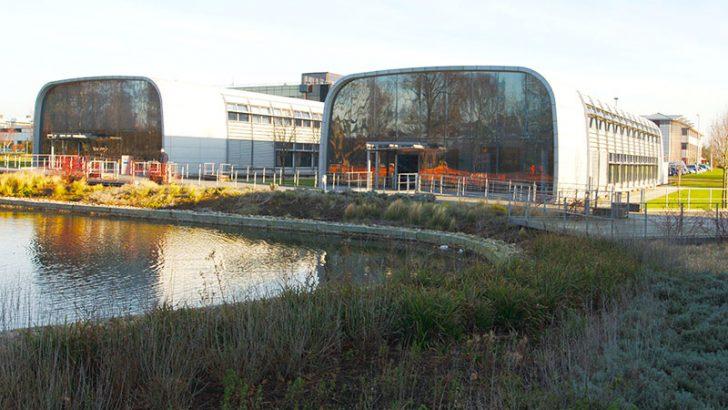 Adastral Park, Martlesham, Ipswich
