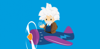 Einstein Service Cloud arrives (Image Credit Salesforce)