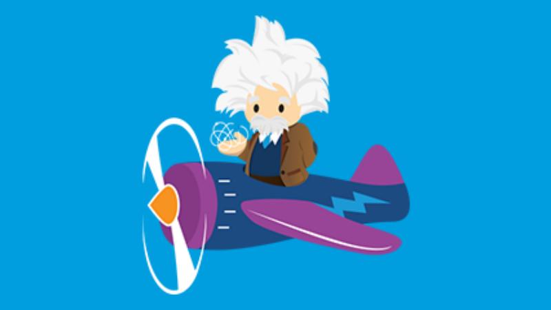 Einstein Service Cloud arrives (Image Credit Salesforce)