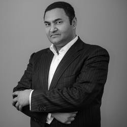 Manish Goel, CEO at TrustSphere