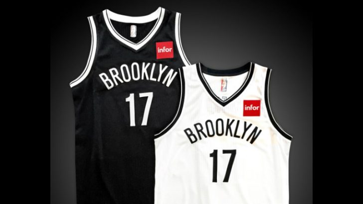 Infor brands Brooklyn Nets to win