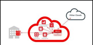 Oracle Data Integrator Cloud Service (Image Source Oracle.com)