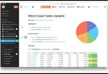 Quip delivers new UI (Image Credt Quip)