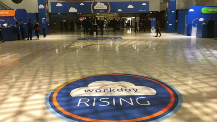 Workday Rising in Barcelona (c) 2016 S Brooks