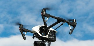Xero fixed assets solution now tracks drones (Image Source: Pixabay/Powie)
