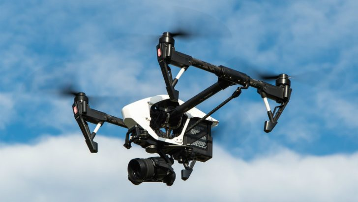 Xero tracks drones