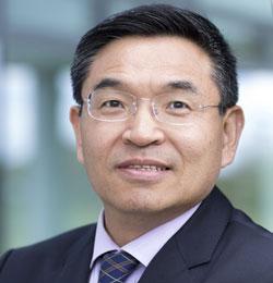 Professor G Q Max Lu, Vice Chancellor, University of Surrey