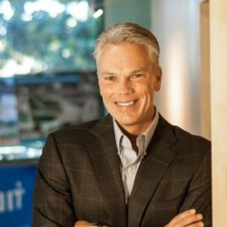 Brad Smith, Intuit chairman and CEO (Image credit Linkedin)