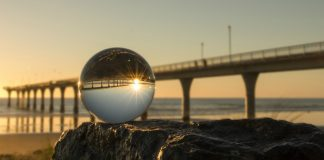 Crystal Ball, New brighton image credit Pixabay/MartyNZ