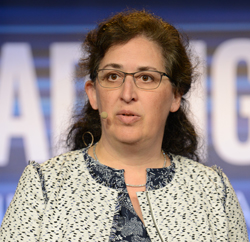 Dr Ruth Brain, Intel Fellow, Technology and Manufacturing Group Director, Interconnect Technology and Integration
