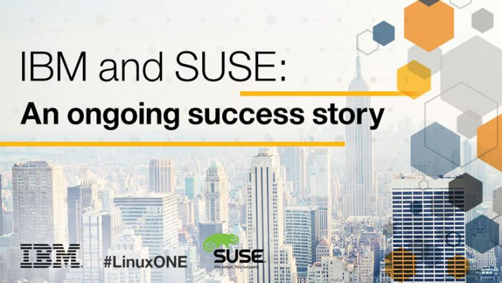 SUSE offers OpenStack for z Systems