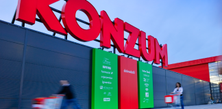 Konzum implements Oracle retail Planning solution across 700 stores (Image credit Konzum) (c) 2017 Konzum