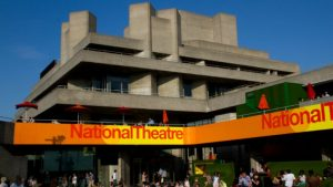 National Theatre London By Tony Hisgett from Birmingham, UK (National Theatre 2 Uploaded by oxyman) [CC BY 2.0 (http://creativecommons.org/licenses/by/2.0)], via Wikimedia Commons