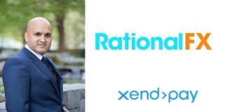 Paresh Davdra, Founder and CEO of RationalFx and Xendpay (Image credit RationalFX, Xendpay)
