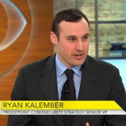 Ryan Kalember, SVP, Cybersecurity Strategy at Proofpoint (Image credit Linkedin/Ryan Kalember)