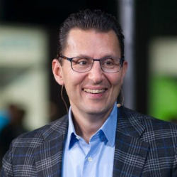 Sasan Goodarzi Executive Vice President Small Business at Intuit (Iage credit LinkedIn/Sasan Goodarzi)