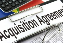 Acquisition agreement. Under CC 3.0 Creator attribution: Nick Youngson - link to - http://nyphotographic.com/