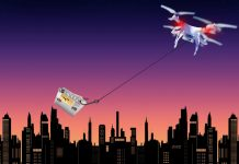 Do you want a drone bringing your shopping? Image credit:Pixabay/JanBaby