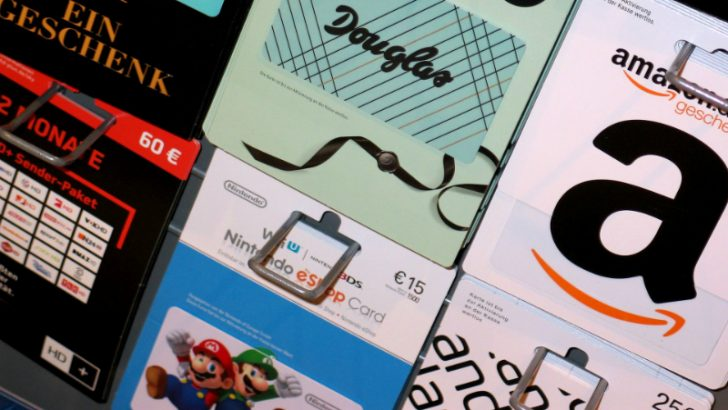 Gift cards under attack at 1,000 retailers