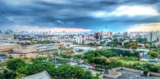 Storm in Tel-Aviv (Image credit Pixabay/TomUrbach)