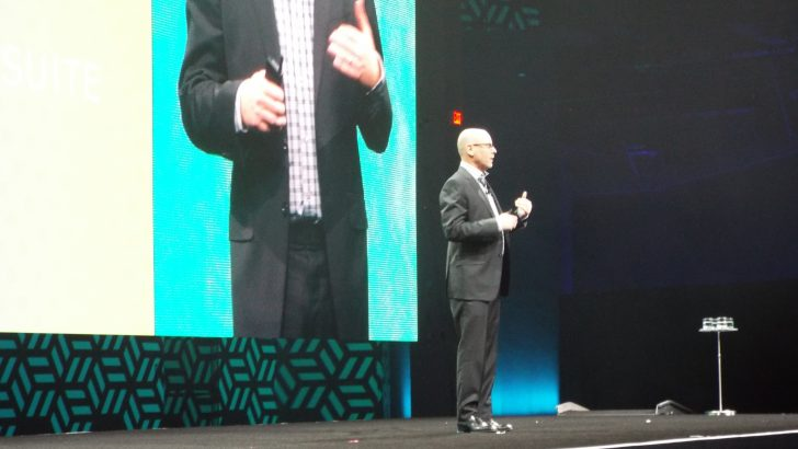 Evan Goldberg gets passionate about NetSuite and Cancer research
