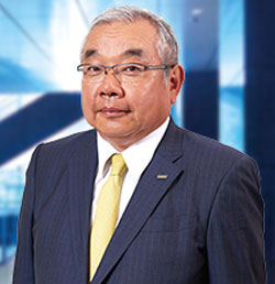 Daisuke Yamada, Managing Executive officer and Chief Digital Innovation Officer of Mizuho Financial Group