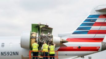 Has IFS opened up American Airlines with PSA win?
