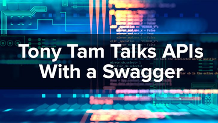 Tony Tam talks API's with a Swagger