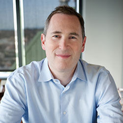 Andrew Jassy, CEO Amazon Web Services