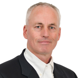John Maddison, Sr. Vice President, Products and Solutions