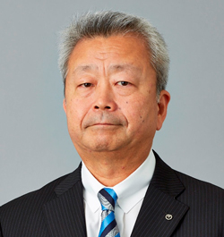 Jun Sawada, Global CEO, NTT Security
