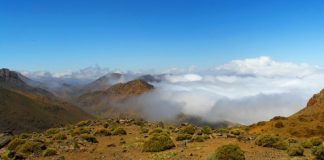 Atlas Cloud Solutions turns to Kimble. Atlas Mountains enshrouded in clouds,Morocco (Image credit Pixabay/wsanter