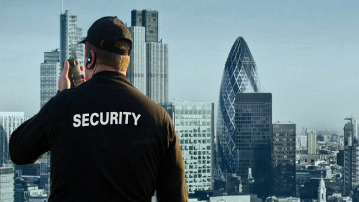Cyren release some interesting research into UK business view of security Image credit Pixabay/mannedguarding11