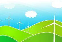 Salesforce uses wind energy to reach renewable energy target Image credit Freeimages.com/Baron Patro